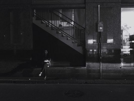 streetphotography at Sydney by justin h