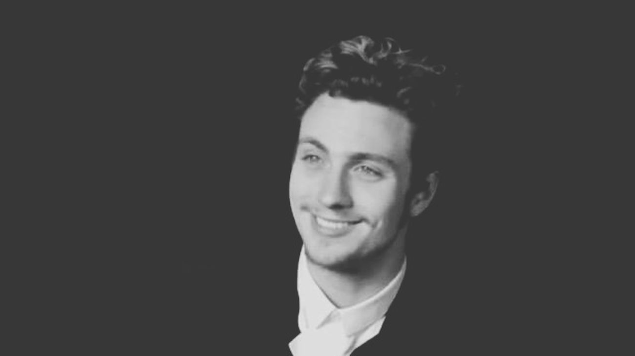 happy birthday to this beautiful man. Aarontaylorjohnson Aaronjohnson