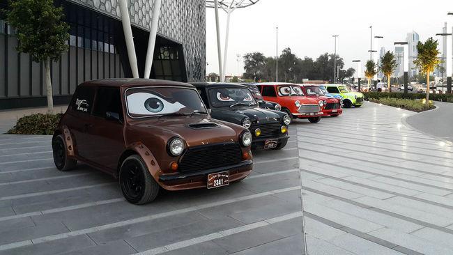 Bestcars Cars MiniCooper Minionscar TheWeekOnEyeEM