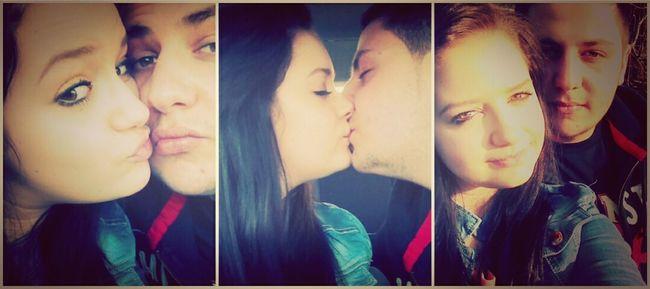 Love Kisses Me And My Boyfriend<3 My Boo <3