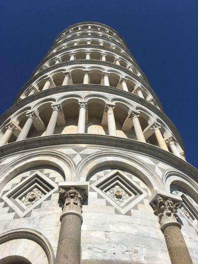 Pise Tour De Pise Tour De Pise Italie Tower Pinnacle Tower Torre Di Pisa Italy Italia Italy❤️ Italian Italy🇮🇹 Toscana Toscany Toscana ıtaly Italie Italien Italy Holidays First Eyeem Photo