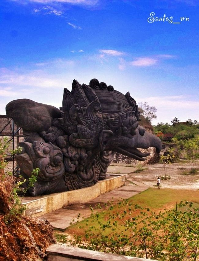 Garuda Wisnu Kencana At The Park I Love BALI EyeEm Indonesia