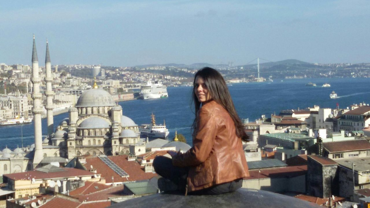 My Best Photo 2015 Hello World Istanbuldayasam Istanbul City Beautiful Cityscapes NofilternoeditIn Istanbul