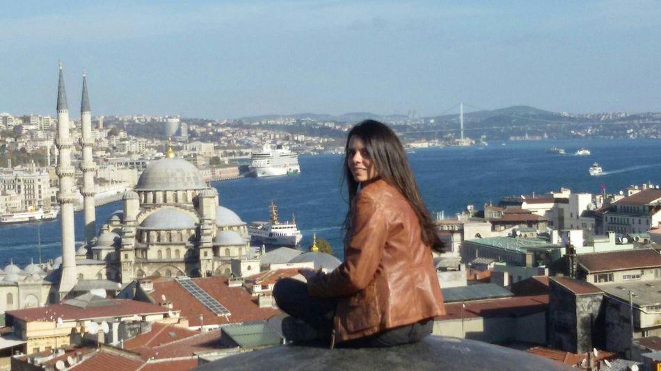 My Best Photo 2015 Hello World Istanbuldayasam Istanbul City Beautiful Cityscapes NofilternoeditIn Istanbul