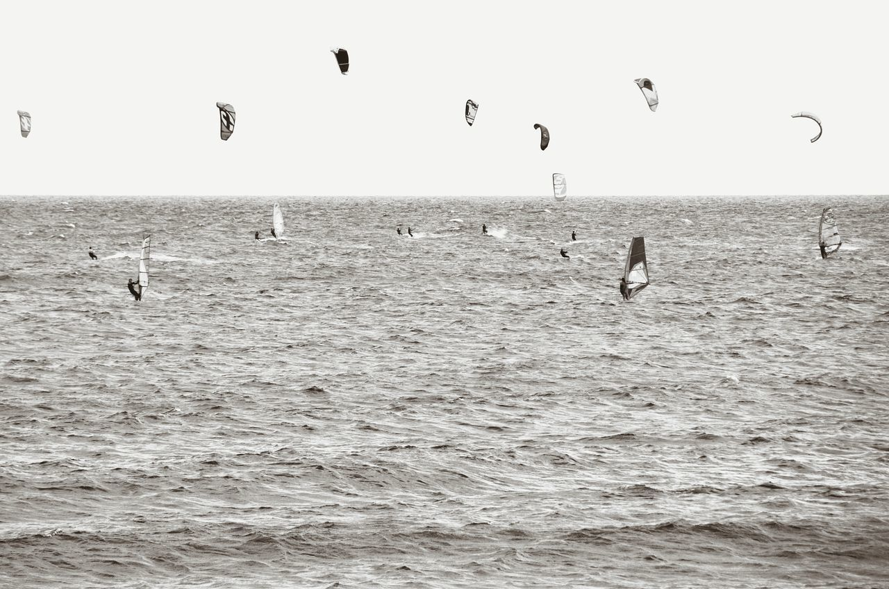 Flying Beach Sea Mid-air Nature Sand People Outdoors Full Length Day Water Sky Sport Horizon Over Water Extreme Sports Beauty In Nature Wave One Person Bird Adult Live For The Story Mobilephotography EyeEm Masterclass Eye4photography  Shootermag