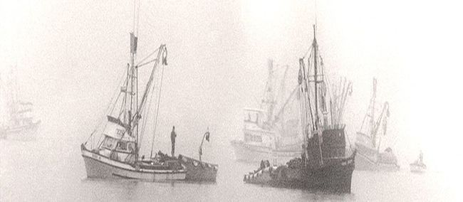 seiners in the fog Seiners In The Fog