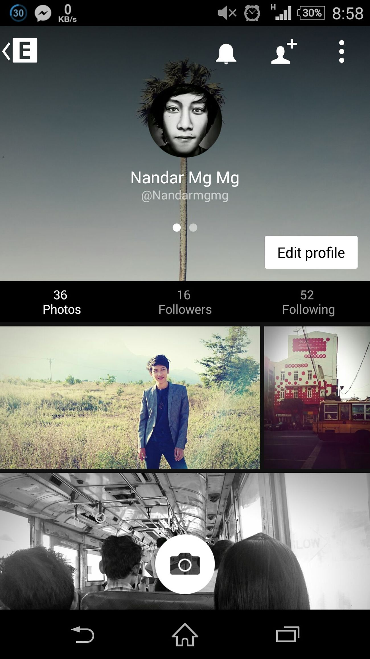 Profile EyeEm Eyeem Profile Creative Idea Profile Picture Hi Follow Me Add Me