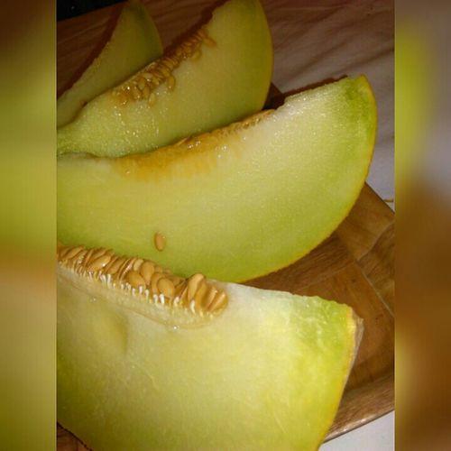 Melon Love No Filter Yellow