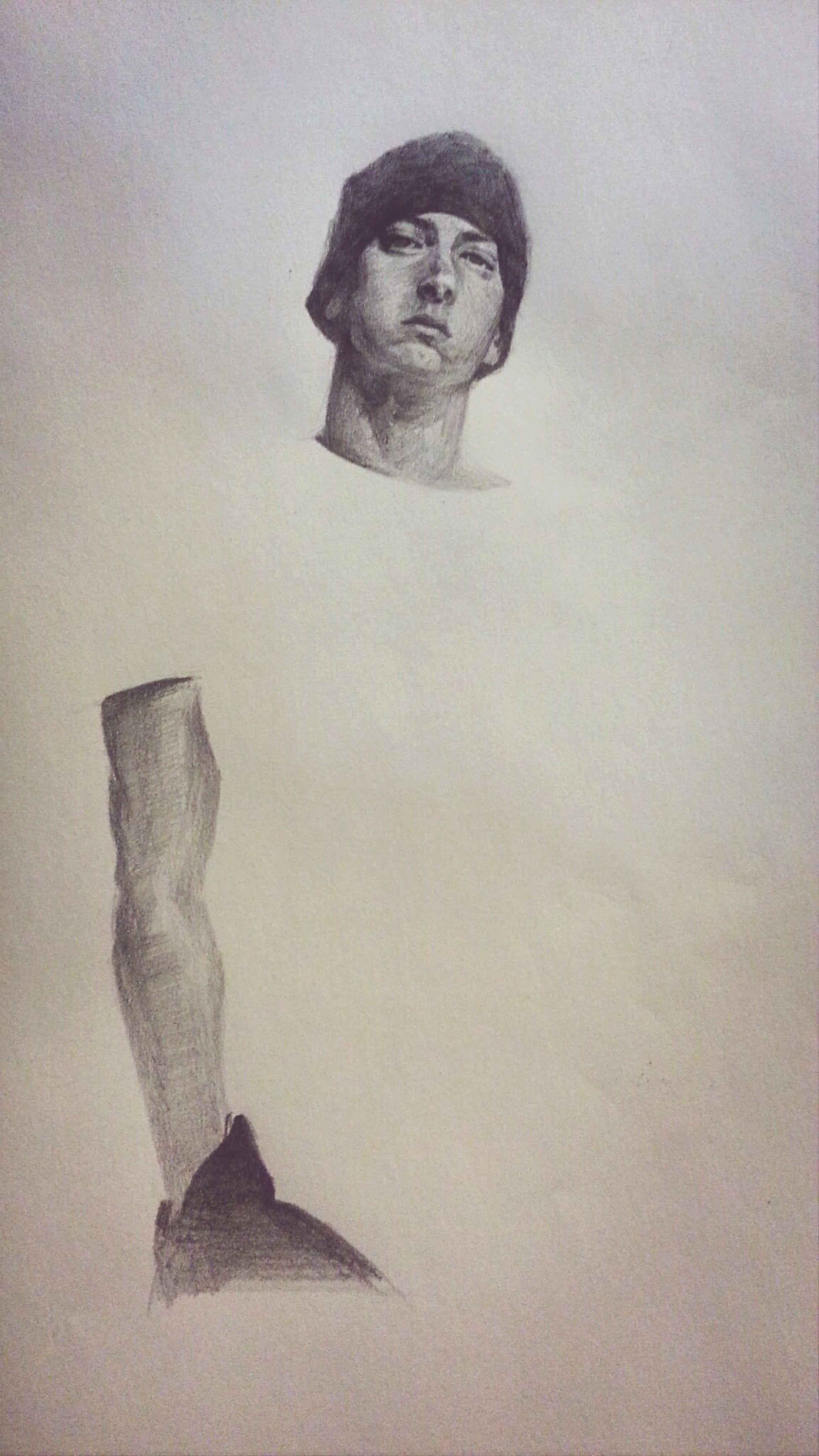 Drawing eminem.