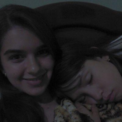 Minha princesa dormiu..Manalinda Amo💗😝