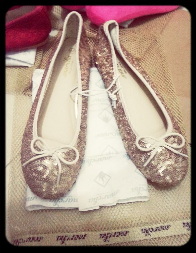 Gold ♥ by Marcha Ballerina.