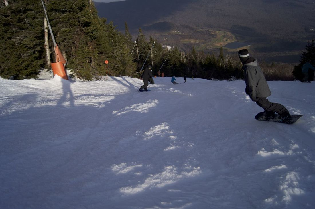 Snowboarding Snow Showcase: January ConstructiveCriticismIsWelcomed Mountains Stowe