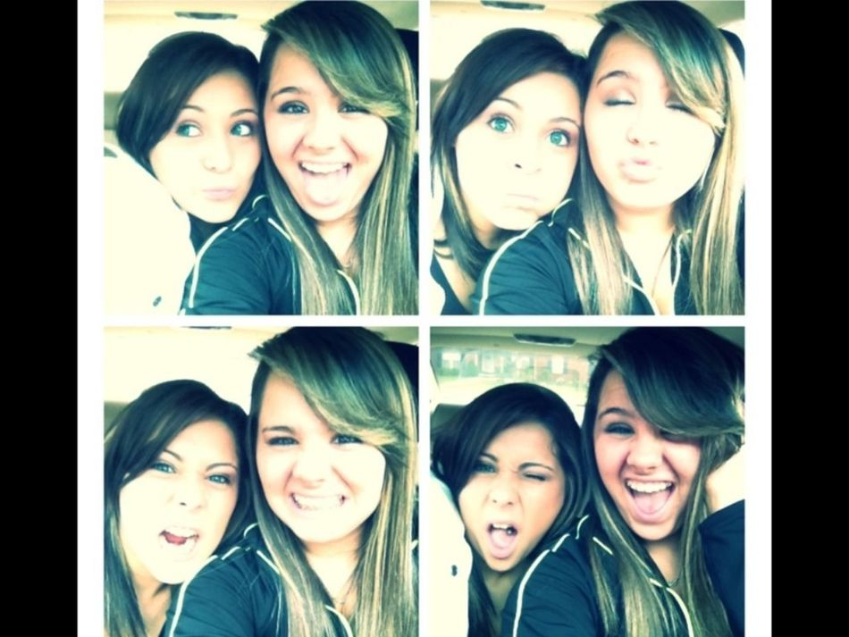 My Sister #twinning
