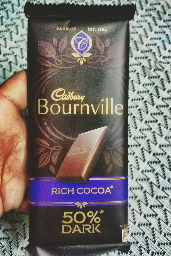 Taking Photos Check This Out Bournville Dark Chocolate ♥ Cool_capture_ Relaxing Enjoying Life Picsart Food Porn