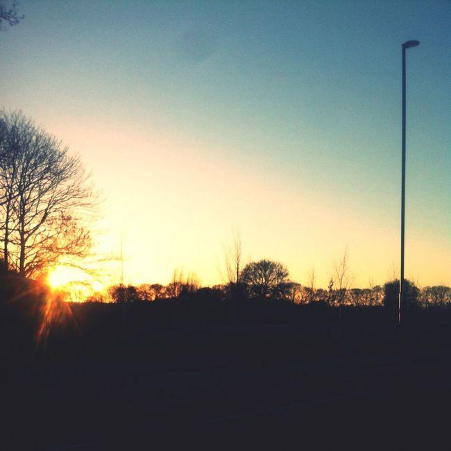 EyeEmBestEdits Sunset Sky_collection Spring