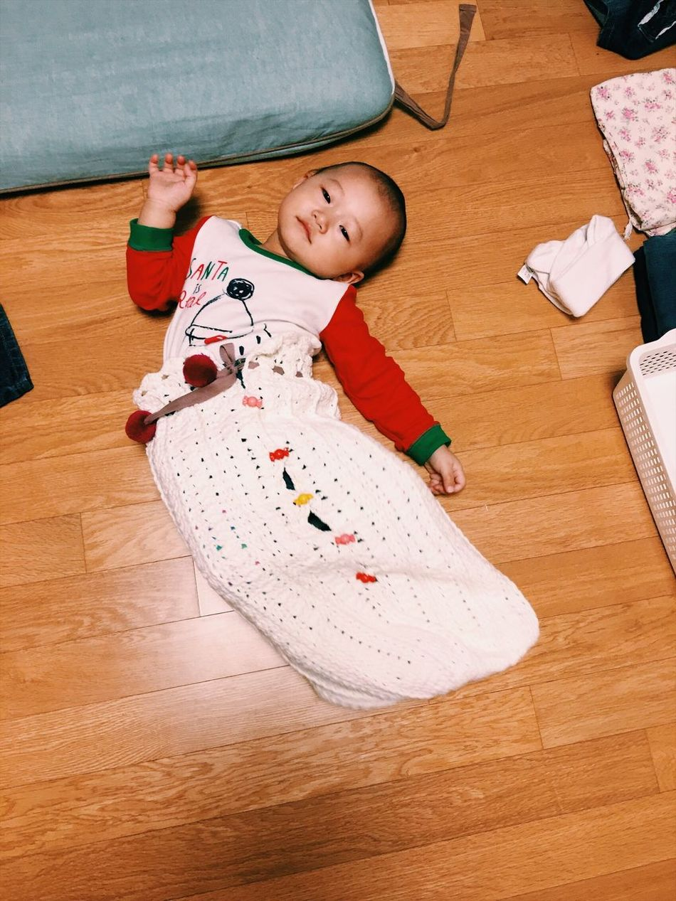 So lovely baby. Child High Angle View Childhood Indoors  Children Only Boys Hardwood Floor One Boy Only One Person Education People Learning Looking At Camera Males  Lying Down Full Length Human Body Part Sitting Portrait Day Daughter Baby Lovely My Angel