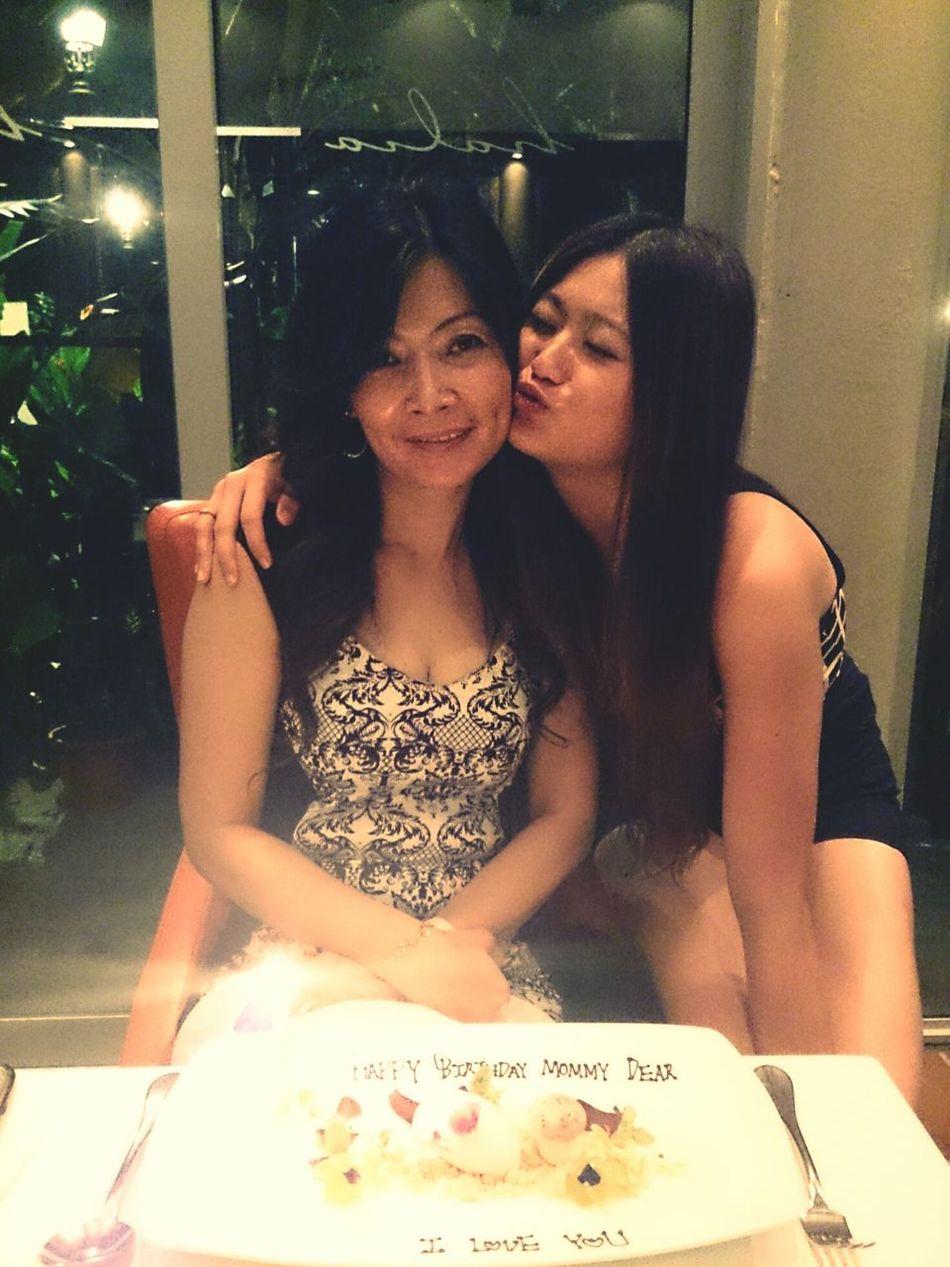Mommydear's birthday <3 Birthday Celebration Love Mommy