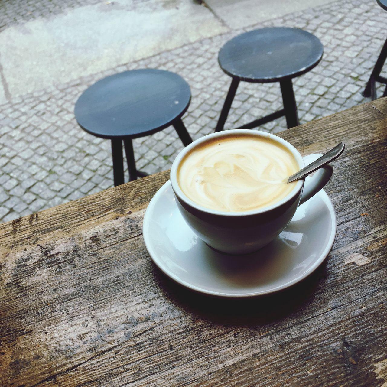 Beautiful stock photos of café, Berlin, Cafe, Cappuccino, Coffee - Drink