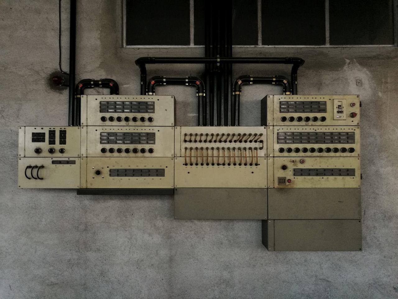 Push my bottoms Control Panel Bottoms Lighting Equipment Technology Factory Irmel Italy