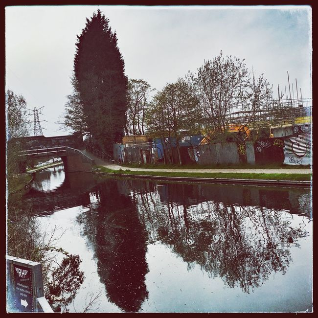 Canal side Taking Photos Architecture IPhoneography Birmingham Check This Out