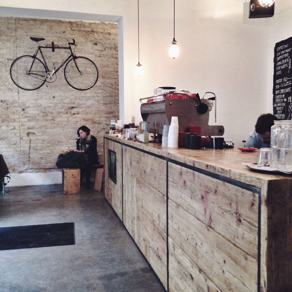 Independent Coffee Culture