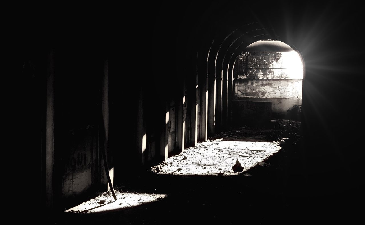Learn & Shoot: Single Light Source