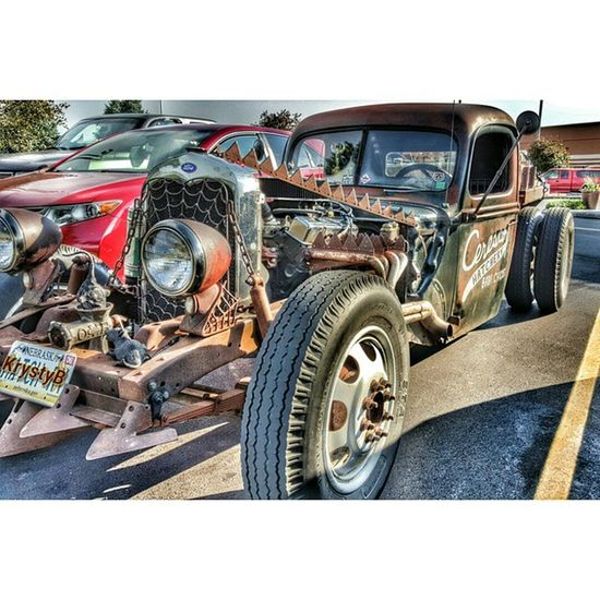 The other side of the RatRod