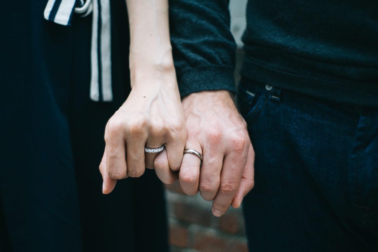 Beautiful stock photos of liebespaar, Bonding, Bride, Bridegroom, Couple - Relationship