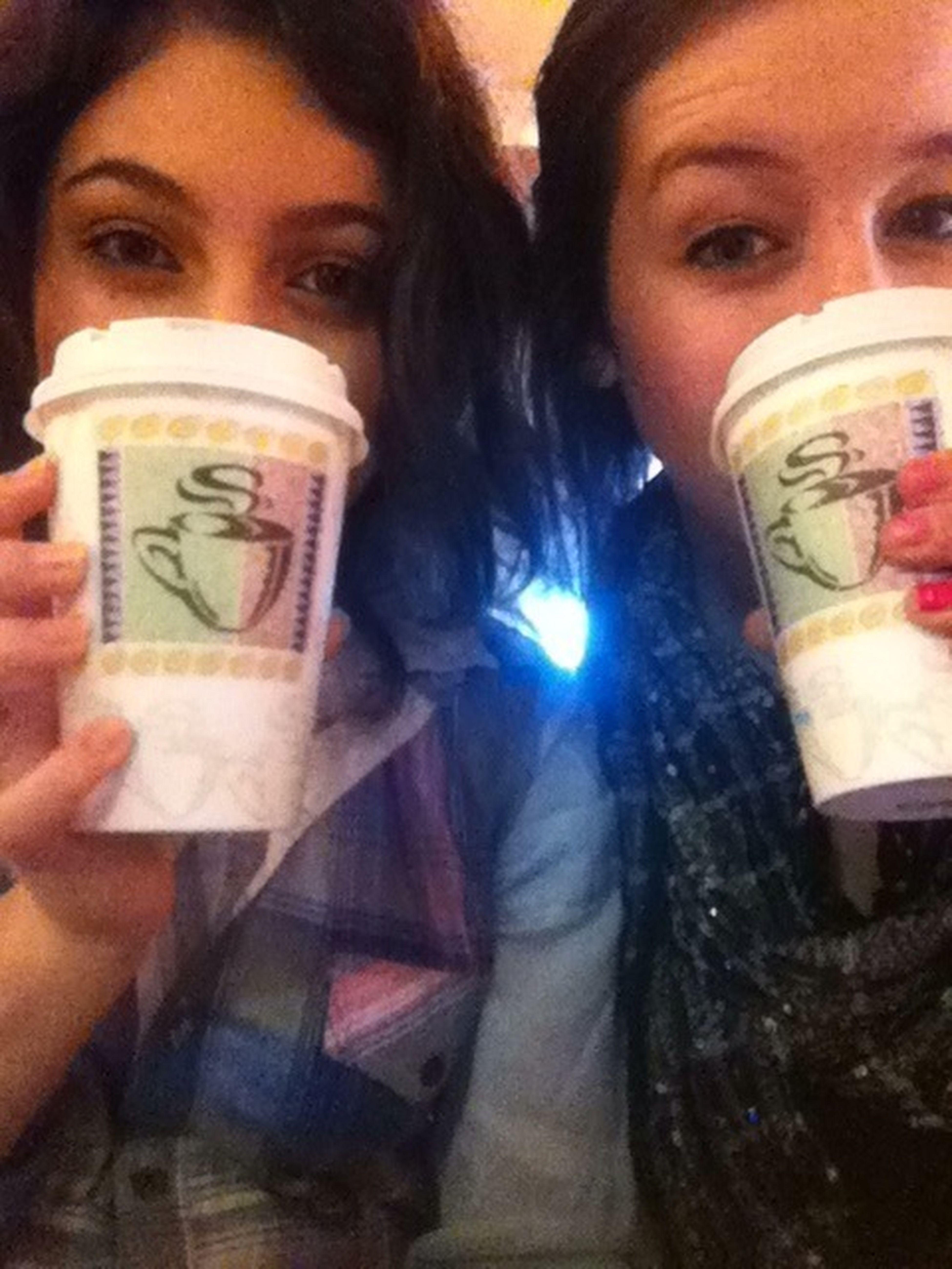 #coffee #eyes #bffs