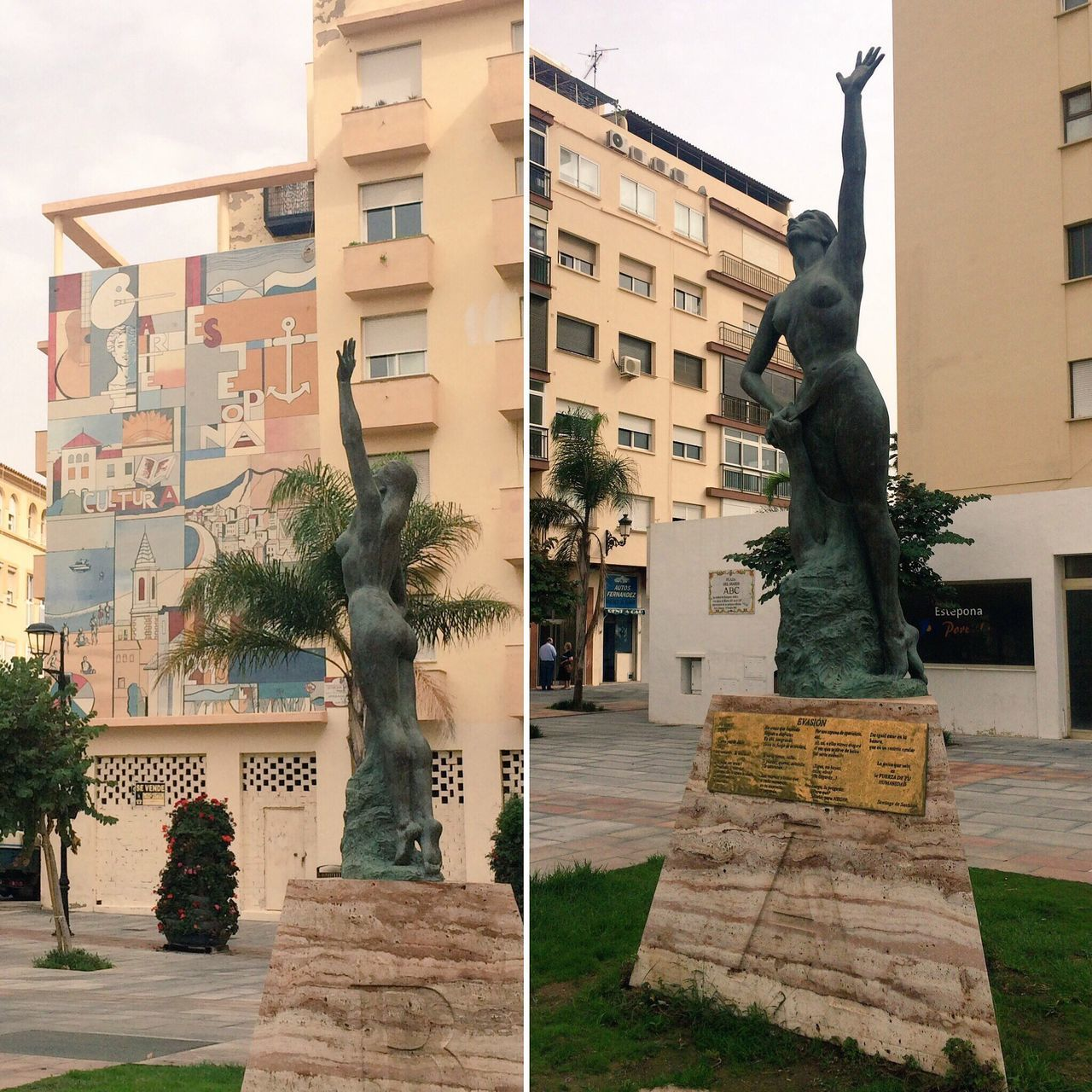 Streetart & Statue 🇪🇸 Costalita