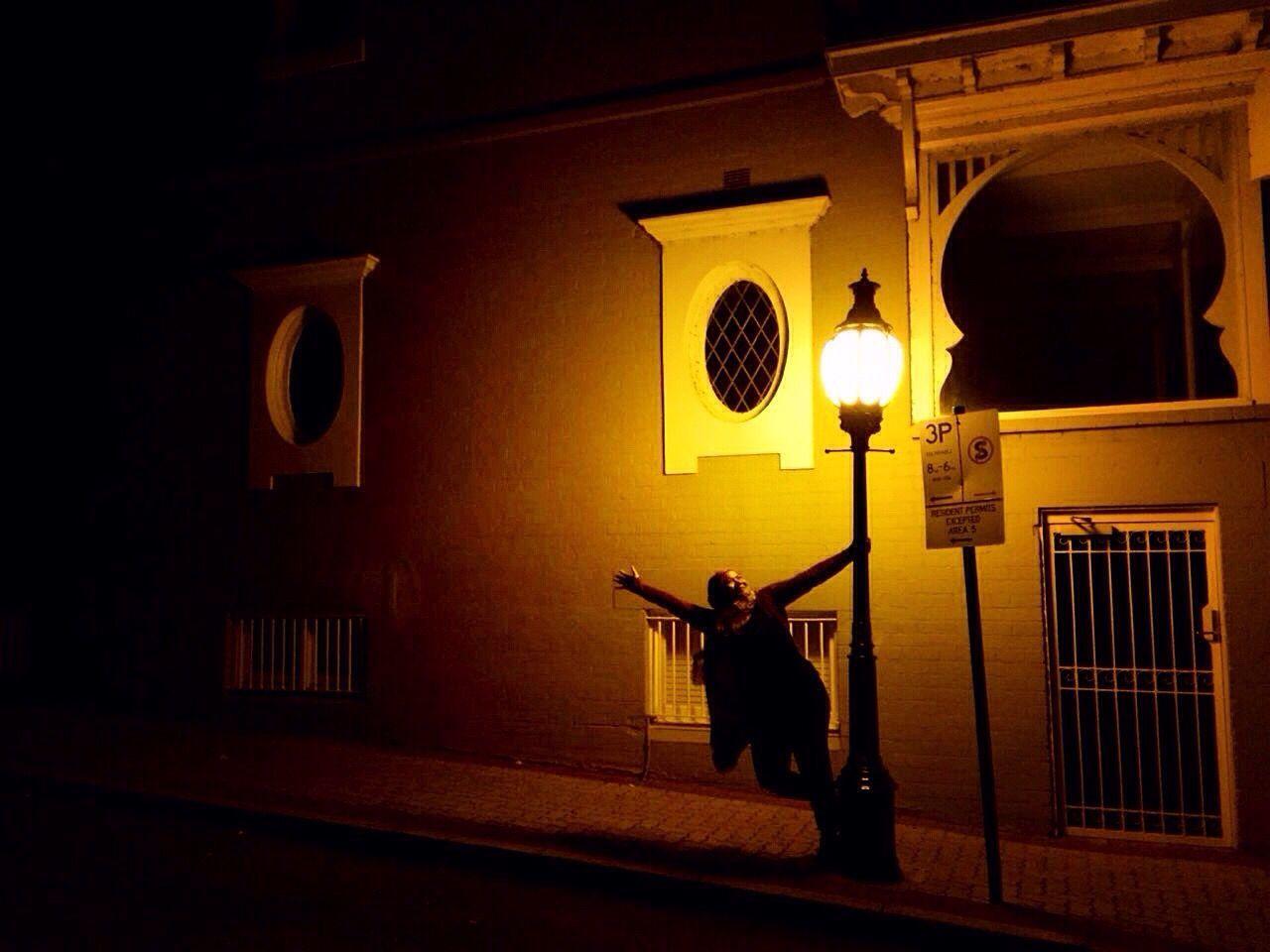 Lalaland Night Nightphotography Streetphotography Streetlights