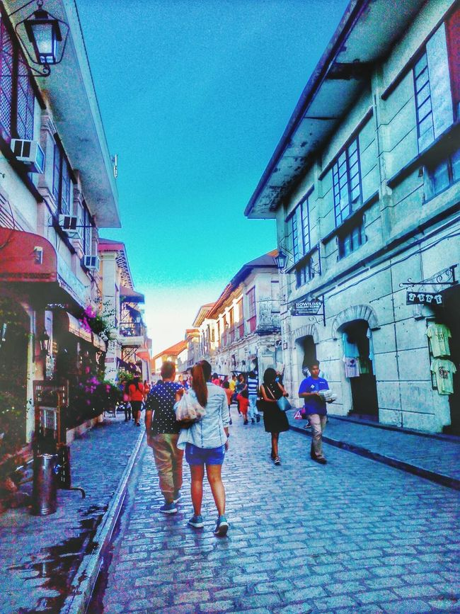 Calle Crisologo. Heritage Vigan City Philippines Old House History Rhenella