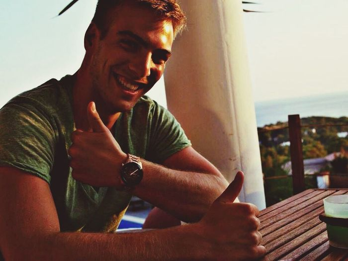 Ibiza fucking great island Enjoying Life Goodlife Smile thumbs up