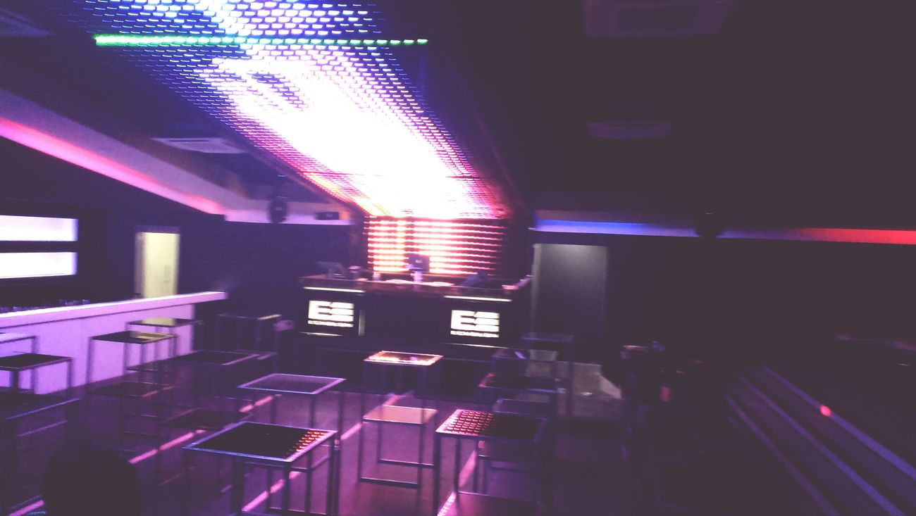 Echelon Club Lights