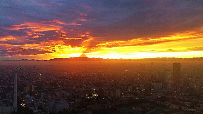 Sunset_collection Sunset #sun #clouds #skylovers #sky #nature #beautifulinnature #naturalbeauty #photography #landscape Sky_collection