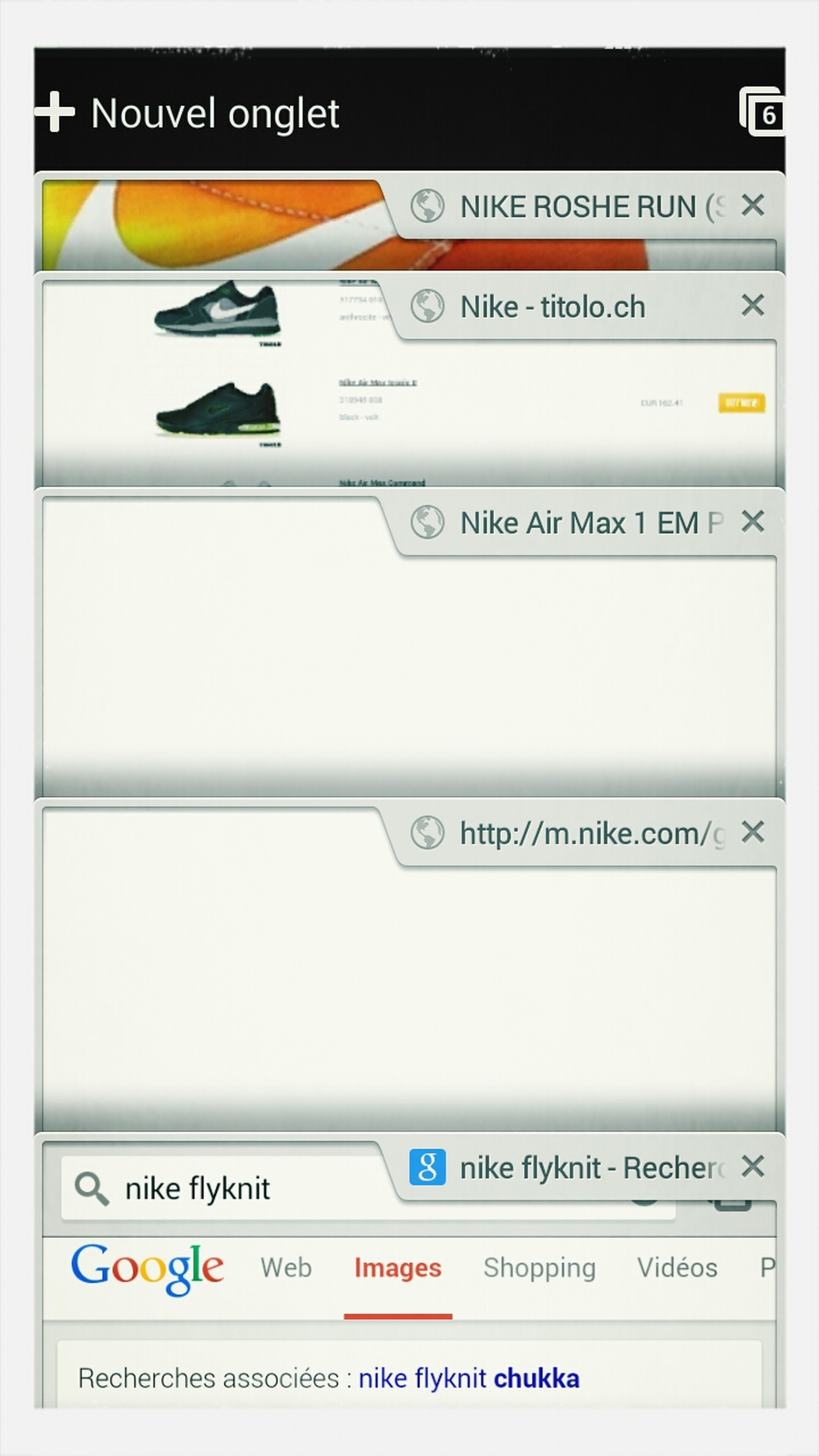 Air Max Nike Phone Addict