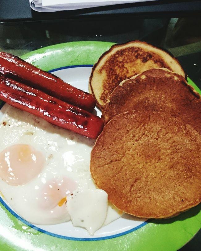 Breakfast Ilovemysister Ilovefood Hotcakes