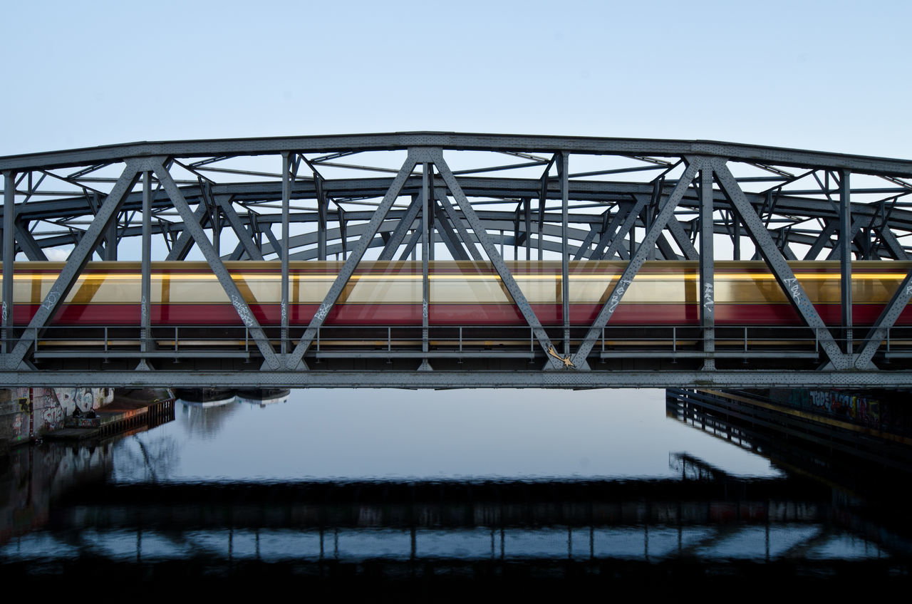 Beautiful stock photos of train,  Architectural Feature,  Architecture,  Berlin,  Bridge - Man Made Structure