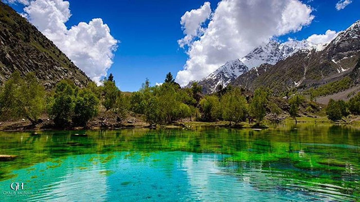 Naltar Lake Naltar Lake Valley Water Aqua Reflection Beautiful Gilgitbaltistan Pakistan Ghalibhasnainphotography Dawndotcom Travelbeautifulpakistan