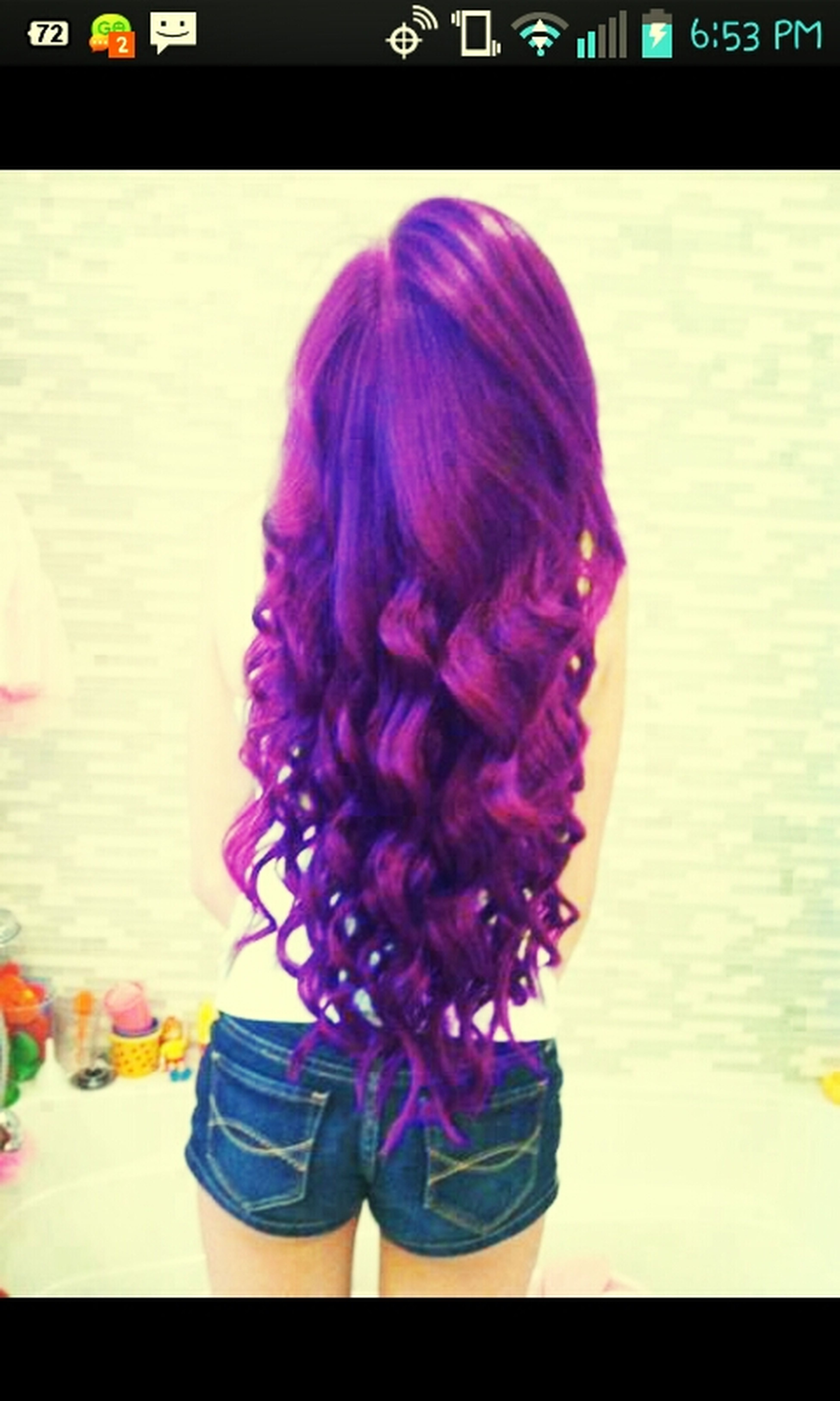 how I want my hair this summer.