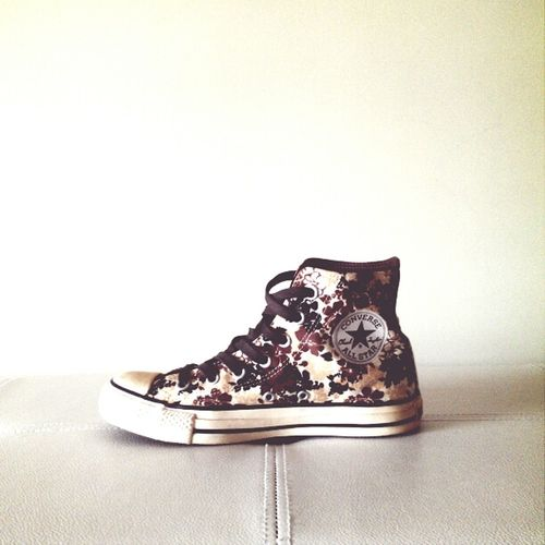 Converse Hibiscus Edition Other People's Shoes My Favorite Sneakers