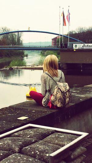 Hameln ☁ Hameln Sitting Here Chillin