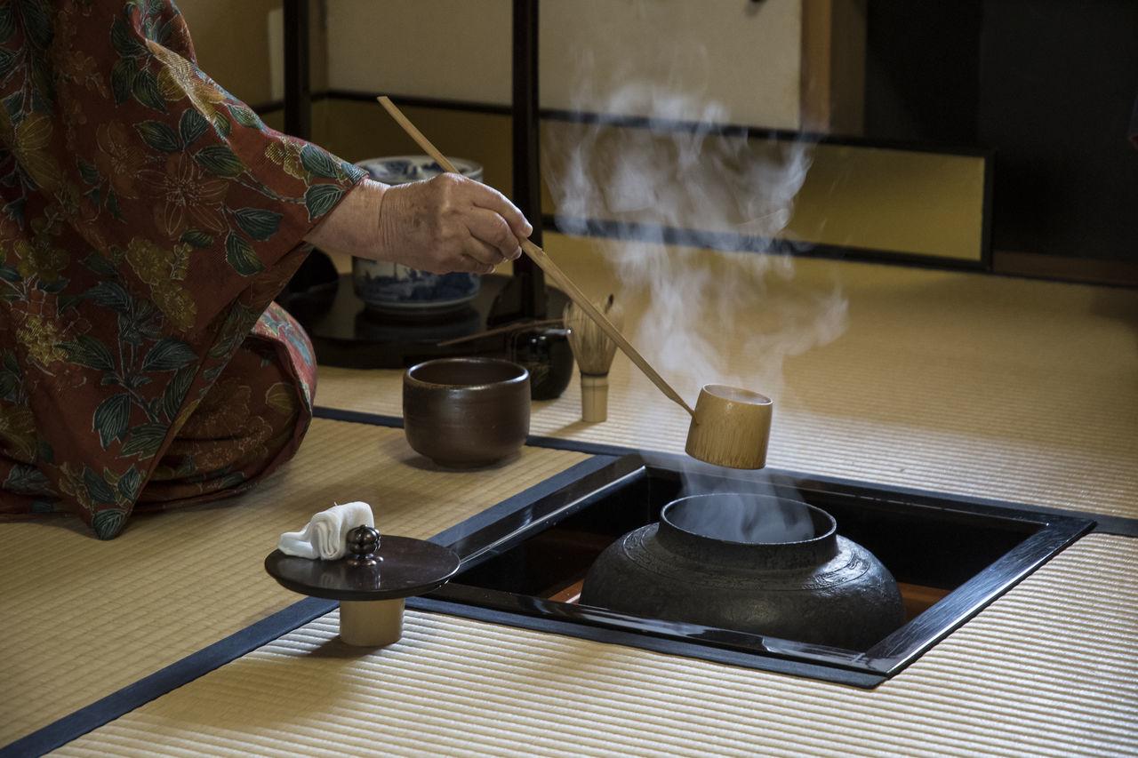 Tea Tea Time Tea Ceremony Tea Ceremony Sensei Vapour Vapourtrail Vapour Trail Vapourtrails Vapour Trails Kimono Steam Tea Preparing