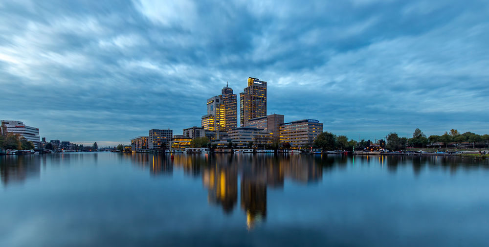 Amstel Architecture City Omval Your Amsterdam
