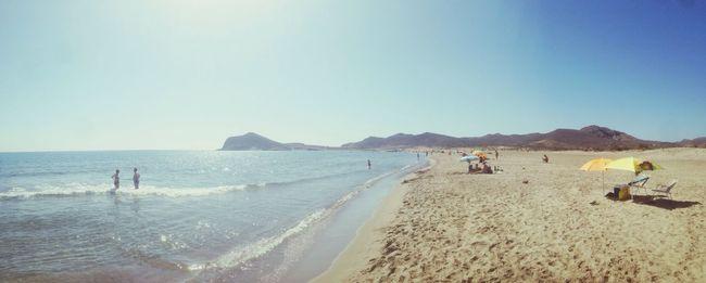 Almería playa playadelosgenoveses SanJose España Spain Sumer Verano
