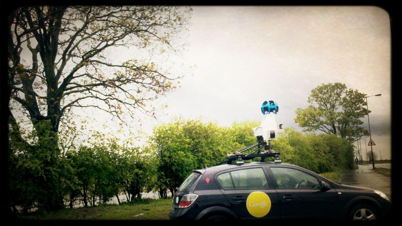 Gooogle Car