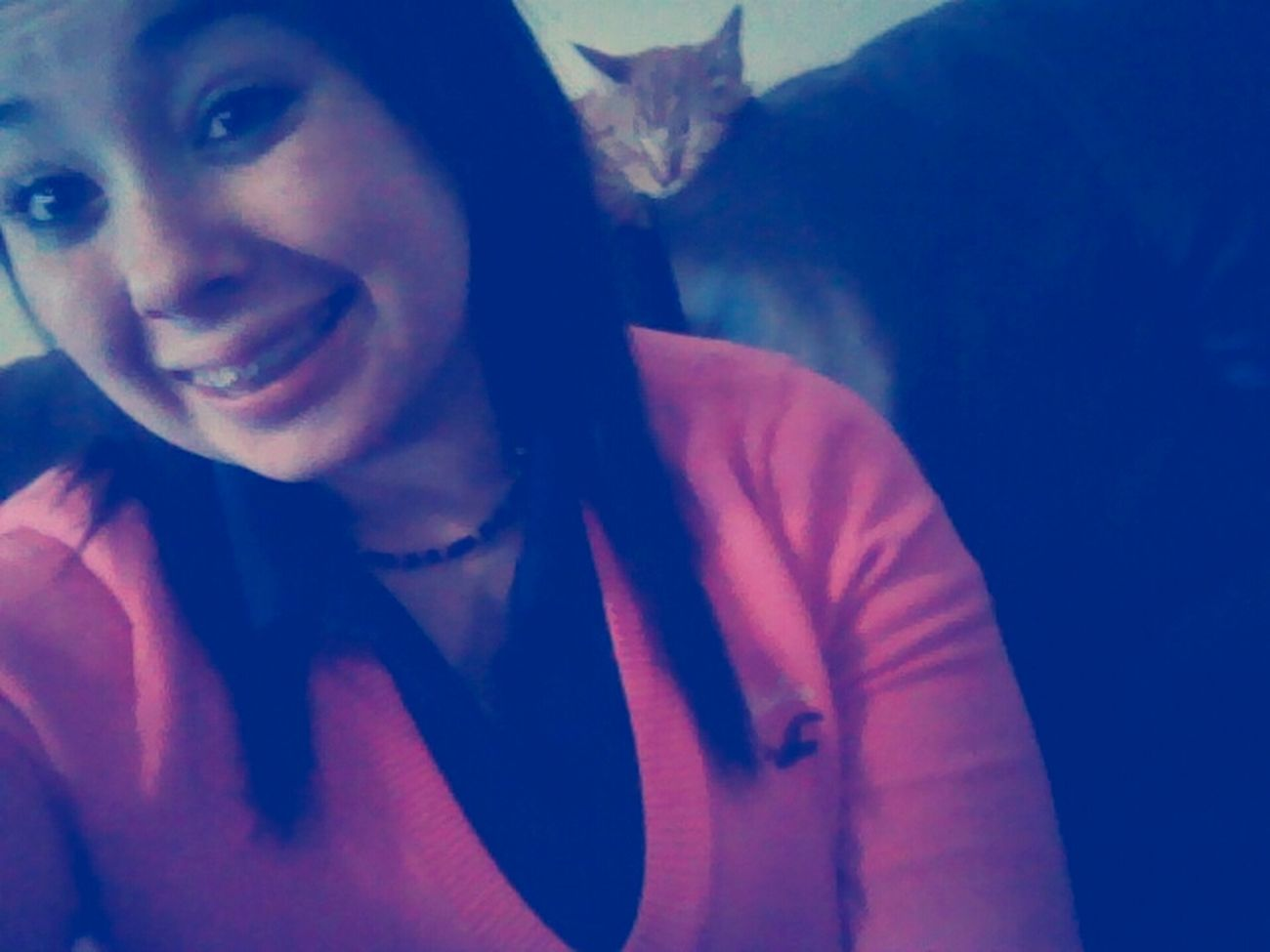 With My Kitty <3