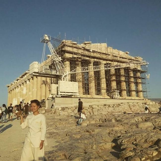 Loading... Parthenon Acropolis Greece Architecture Loading