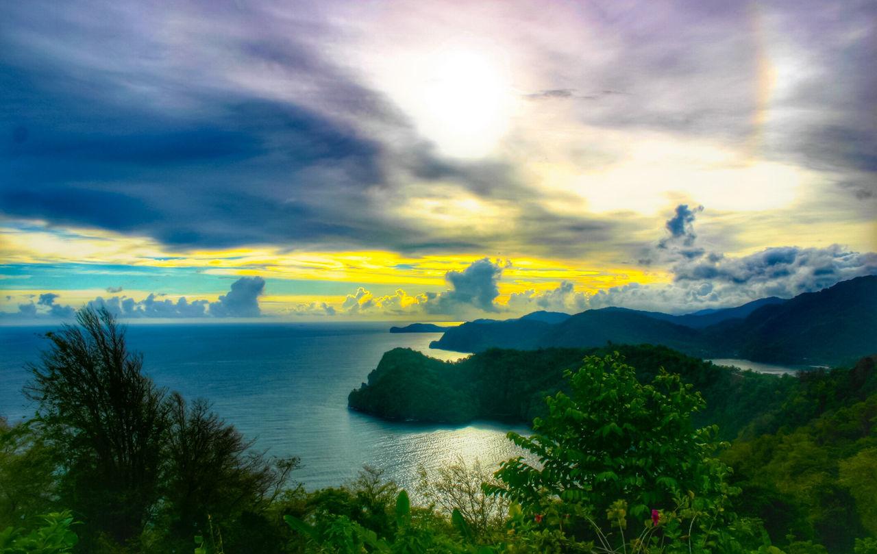 Maracaslookout Trinidad And Tobago Sunrise The Essence Of Summer- 2016 EyeEm Awards The Essence Of Summer The Essence Of Summer - 2016 Eyem Awards