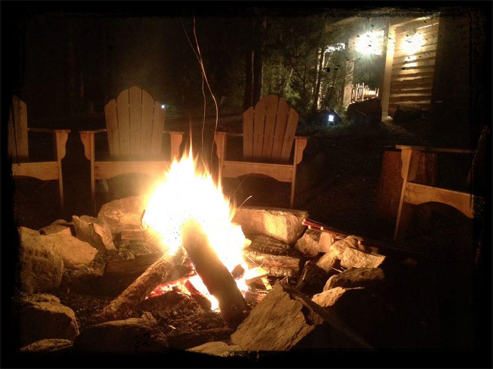 glamping at Paws Up Resort Greenough by Jen Pollack Bianco